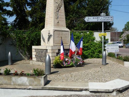 Monument aux morts 2016