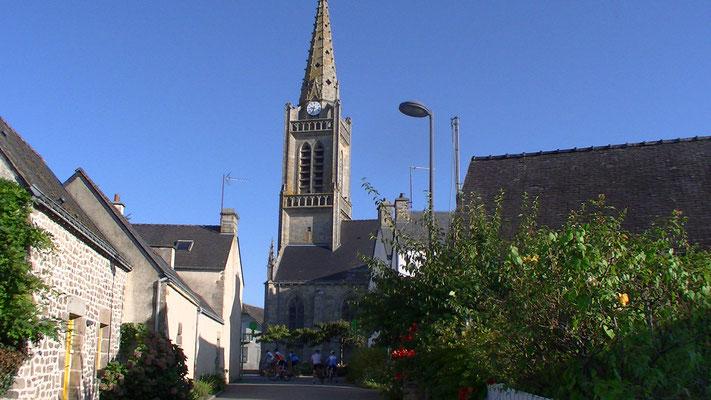 Locoal - Mendon, église