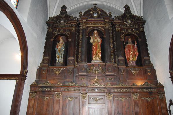 Auray, chapelle Ste Hélène
