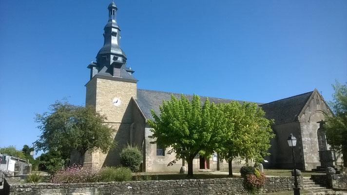 Plumergat, église