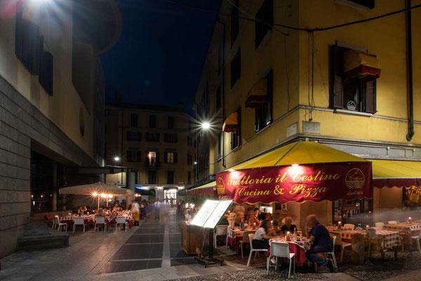 Brera, Ausgehviertel mit hübschen Bars und Restaurants, Mailand, Lombardei, Italien