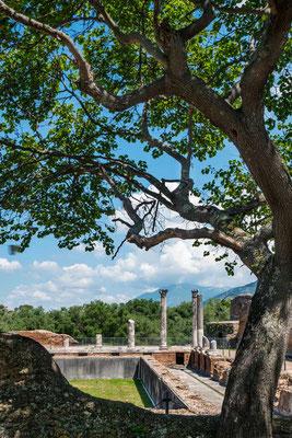 Villa Adriana - eine ehemalige Prunkvilla des Kaiser Hadrians