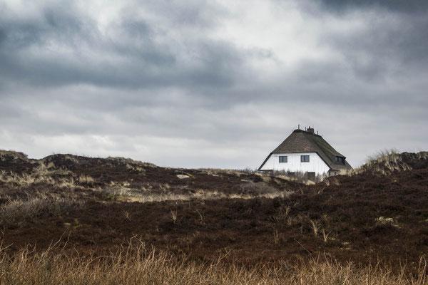 Ein Haus in den Dünen, Rantum, Sylt