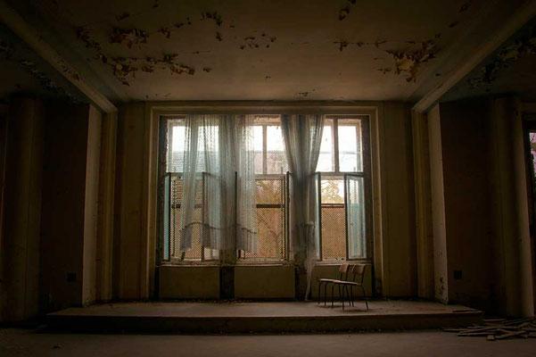 Erinnerungen an vergangene Zeiten - Hotel Fürstenhof, Eisenach, Thüringen