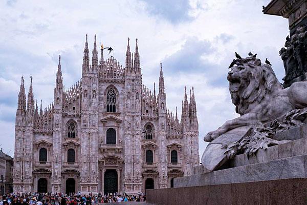 Mailänder Dom, Mailand, Lombardei, Italien