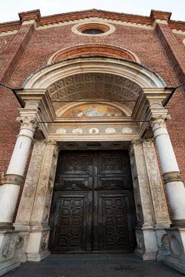 Santa Maria delle Grazie, Mailand, Lombardei, Italien