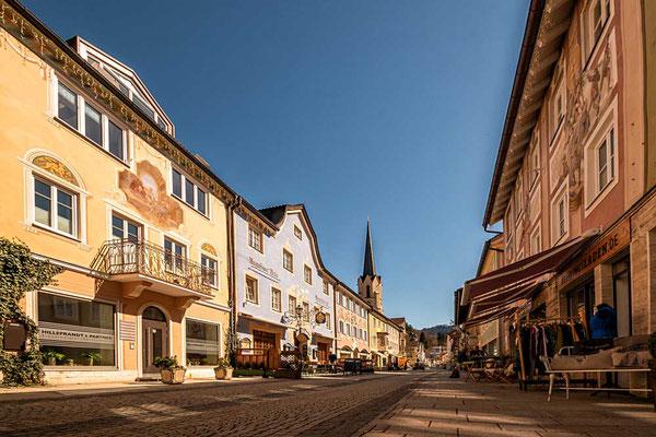 Historische Ludwigstraße, Garmisch-Partenkirchen