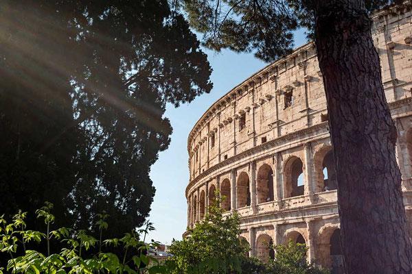 Mein erster Weg in Rom führt mich immer zum Kolosseum