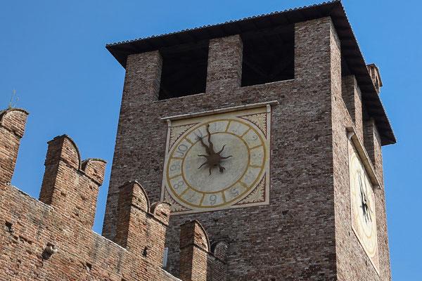 Turm des Castelvecchio, Verona