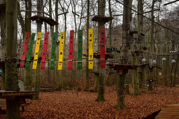 Fun Forest Kletterpark