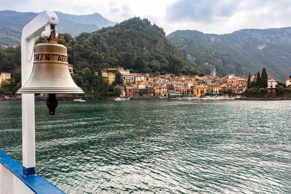 Varenna, beschauliches Städtchen am Ostufer des Comer Sees, Comer See Region, Lombardei, Italien