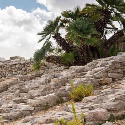 Segesta, Stadt der Antike, in der Region von Castellammare del Golfo