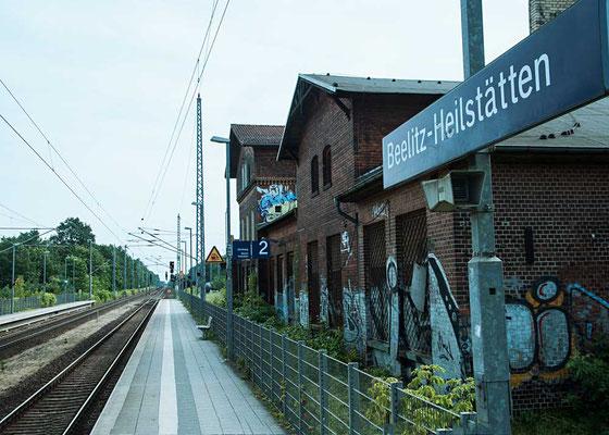 Bahnhof Beelitz