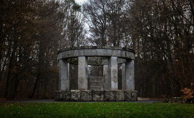 Soldatendenkmal für die Soldaten beider Weltkriege