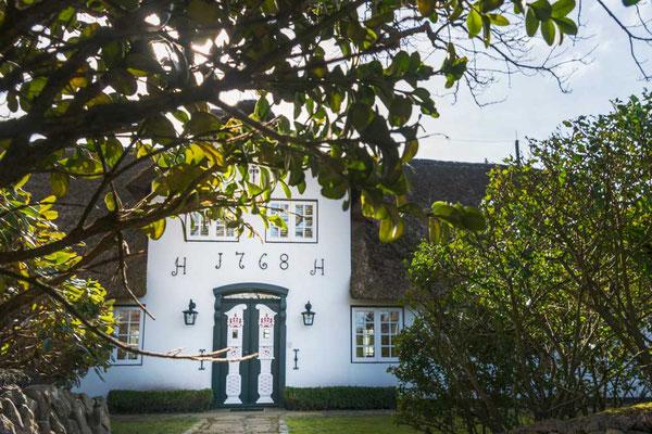 Freisenhaus in Keitum, Sylt