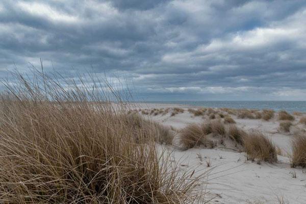 Deutschlands nördlichster Strand, am Ellenbogen, Sylt