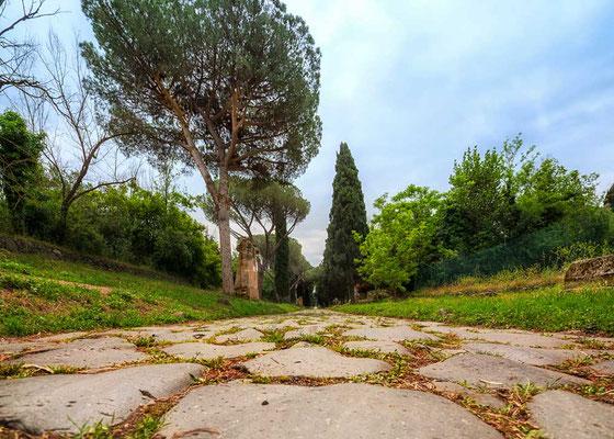 Entlang der Via Appia Antica