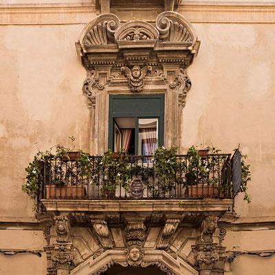 Trapani Altstadt, Sizilien