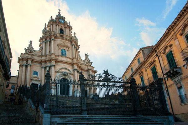 Der Dom von Ragusa Ibla, Sizilien