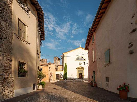Valeggio sul Mincio, Region Verona, Venetien, Italien