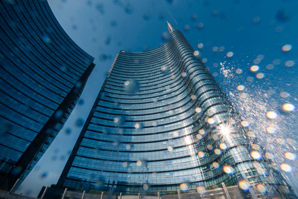 Unicredit Tower, Mailand, Lombardei, Italien