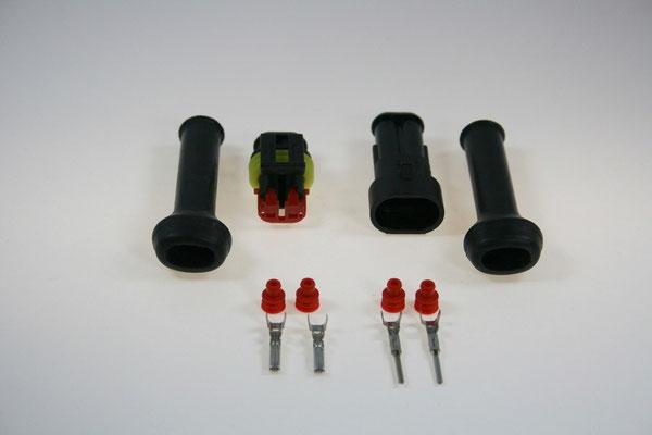 AMP Verbinder für qualitativ hochwertige Kabelverbindungen