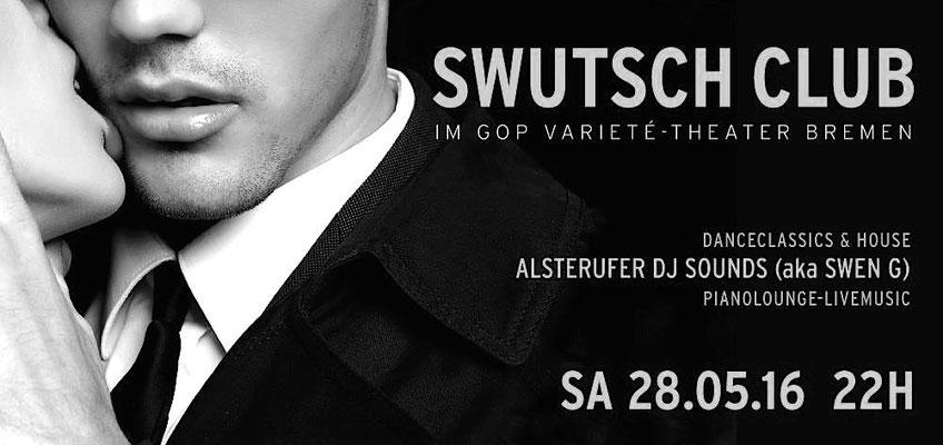 SWUTCH CLUB NIGHT / BREMEN 2016