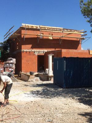 Construction brique monomur Térréal