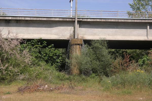 Brücke über den Alfios