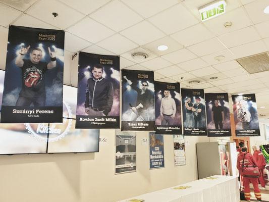 Marketin Expo 2019 plakátok