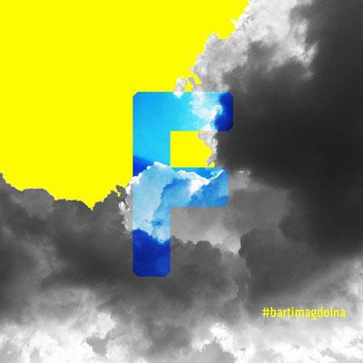 Barti Magdolna: Fény című grafika