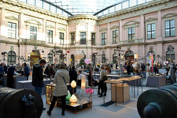 Referenz Sigrid Kohn, Zeughausmesse im Deutschen Historischen Museum