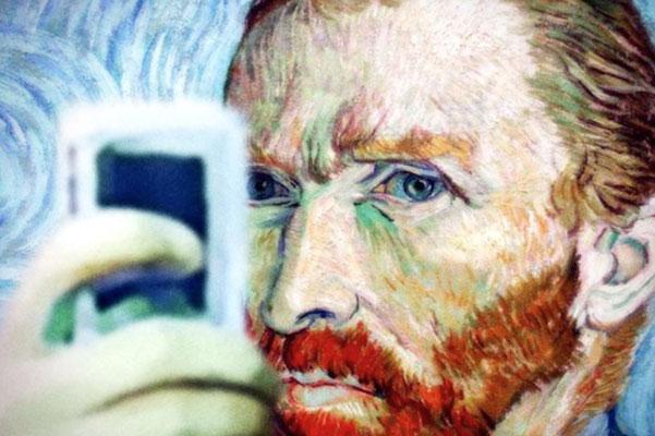 77 -Van Gogh+ IPhoneTWOG