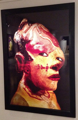 74 -Orlan  Picasso