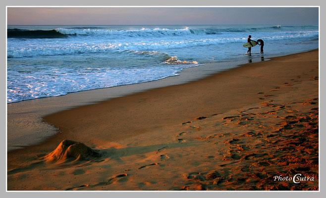 Un soir de surf
