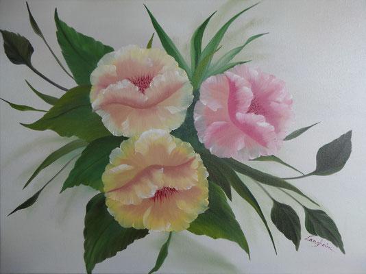 Blütentraum 45x60