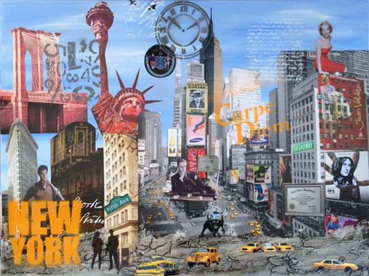 New York 60x80