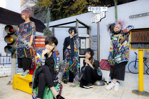 März 2019; von links nach rechts: LiN, Yui, Haku, Sana, Shiina Mio