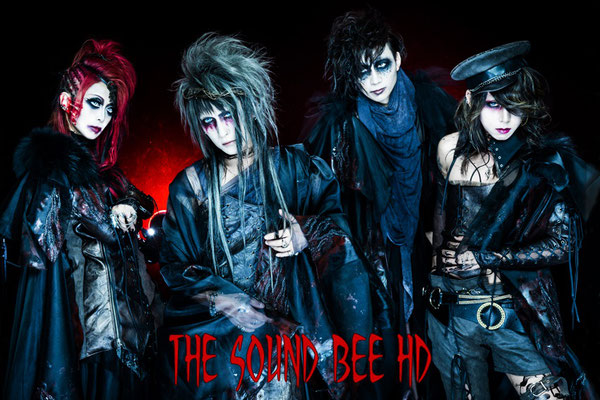 "THE SOUND BEE HD November 2015 zu ""BLooD RaiN"""