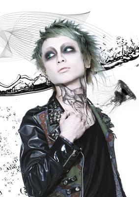 Bassist Eiji