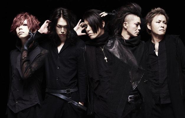 September 2015; von links nach rechts: Yusuke, Akinori, Hazuki, Asanao, Reo