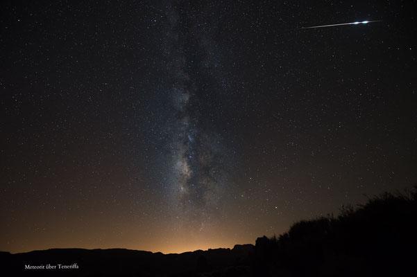 Teneriffa / Meteorit