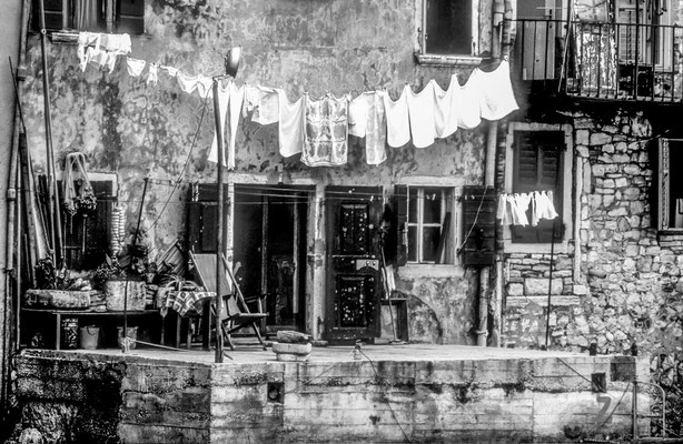 Dorf in Istrien