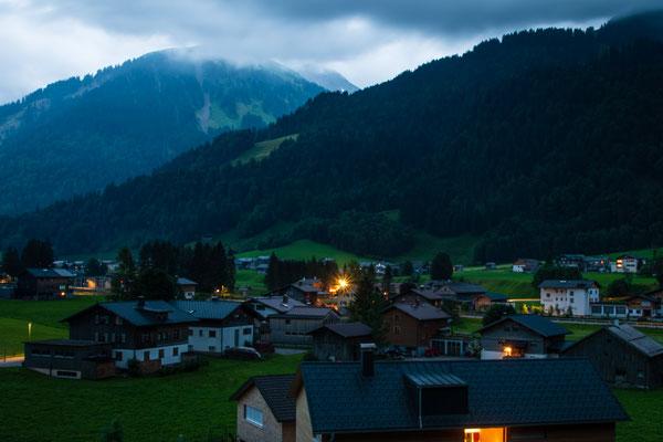 Österreich, Au, Vorarlberg