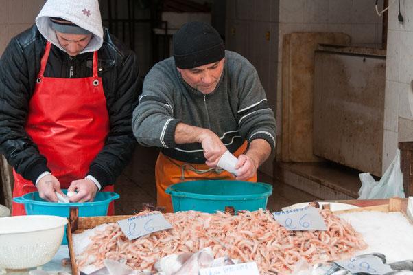 Fischmarkt Palermo