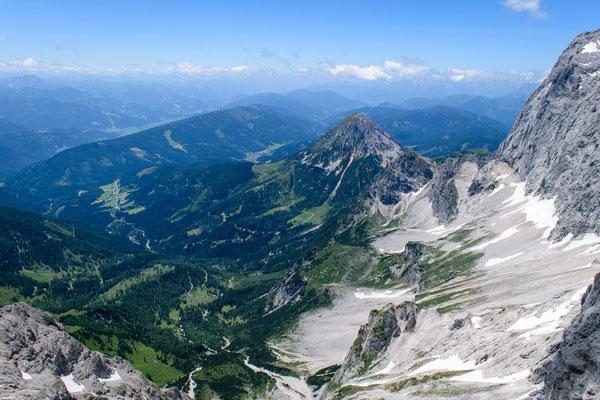 Österreich, Steiermark, Dachstein