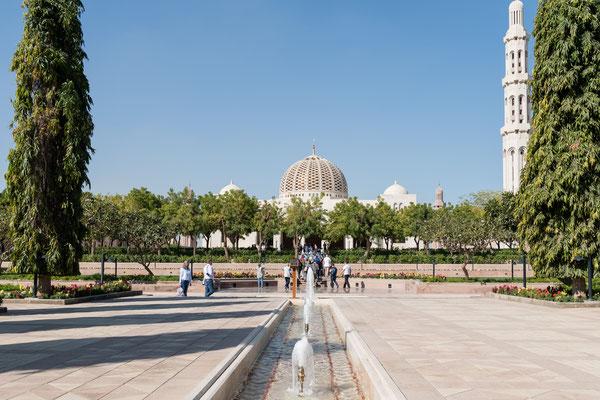 Sultan Qaboos Grand Mosyue