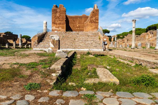 Ostia Antica (Capitolium)
