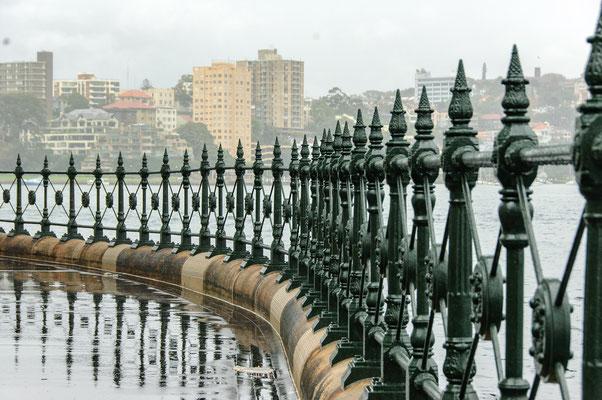 Sydney bei Regen