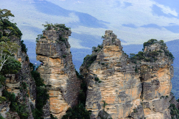 Australien, Blue Mountains, Three sisters